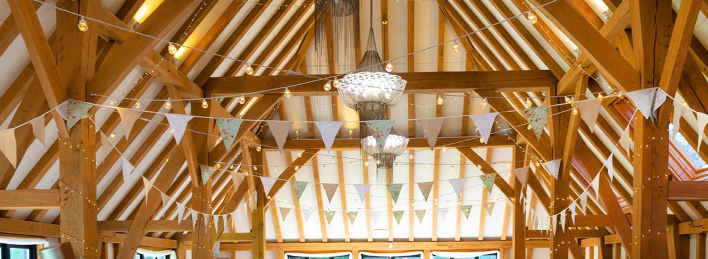 Fairy and Festoon Lights add a beautiful effect - image