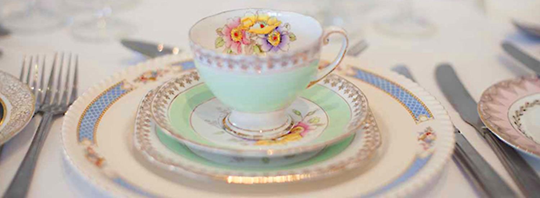 Beautifule Vintage China teaset image